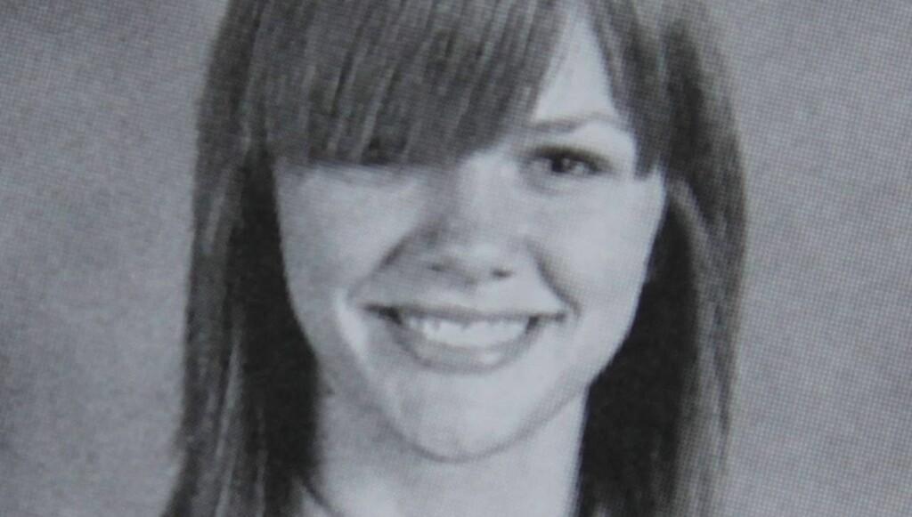 KNAPT TIL Å KJENNE IGJEN: Slik så Brooklyn Decker som 16-åring, før hun slo igjennom som modell. Foto: All Over Press
