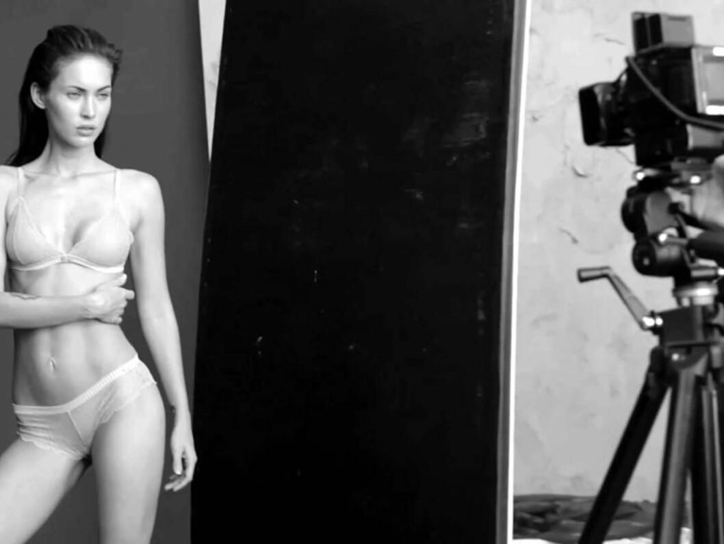 <strong>POPULÆR:</strong> Megan Fox har flere ganger blitt kåret til en av verdens mest sexy kvinner, men i det siste har flere reagert på at skuespilleren ser ut til å bli tynnere og tynnere. Foto: Stella Pictures
