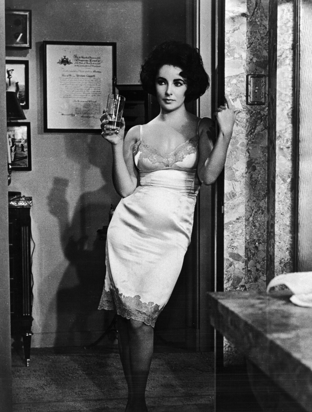 <strong>1960:</strong> Elizabeth Taylor i «Butterfield 8».  Foto: All Over Press