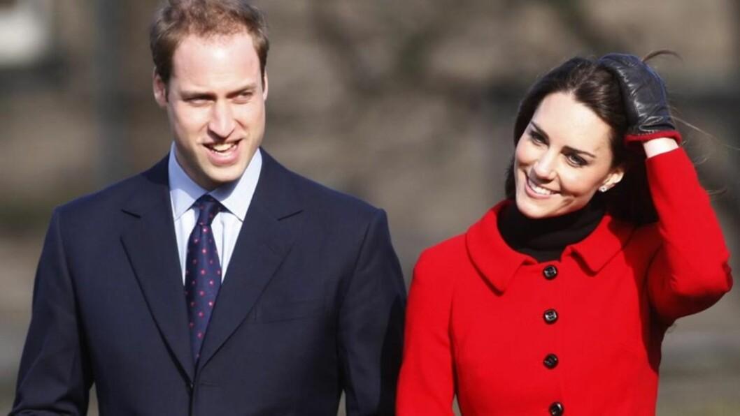 - IKKE GIFT DEG: Den styrtrike Al-Fayed råder Kate Middleton til å ikke gifte seg med prins William. Foto: STELLA PICTURES