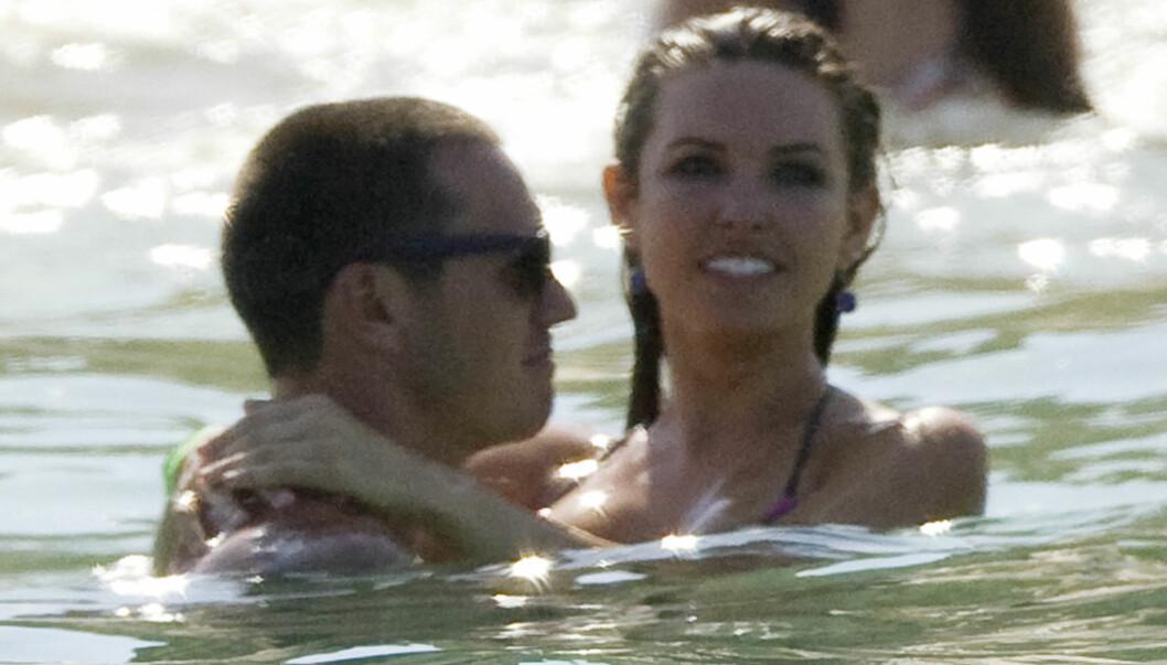 BRUDD: Selv ikke på andre forsøk fant Corey Bohan og Audrina den store kjærligheten. Foto: Stella Pictures