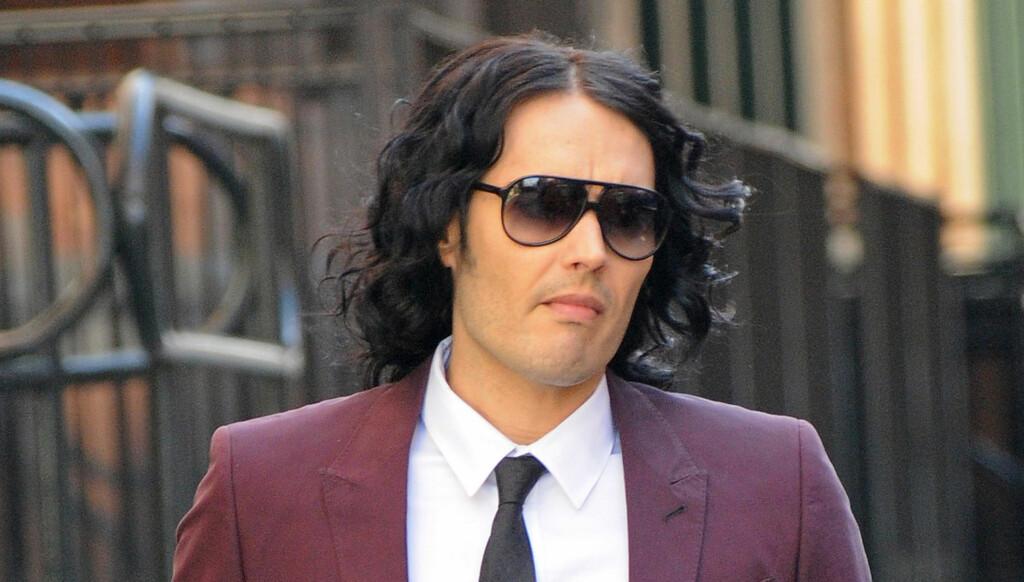 DAMEMAGNET: Den britiske komikeren legger ikke skjul på at han levde et helt annet liv før han giftet seg med Katy Perry. Foto: All Over Press