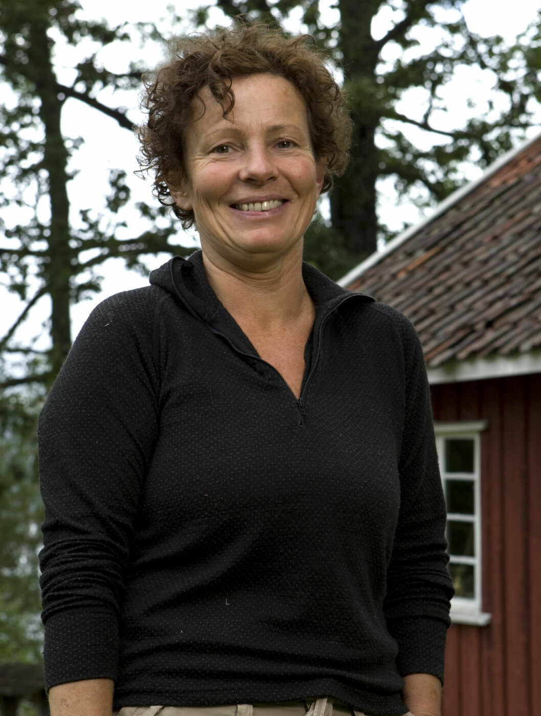 <strong>SEIERSKLAR:</strong> Runi Hagelsteen Vik skal gi jernet for å vinne «Farmen». Foto: TV 2