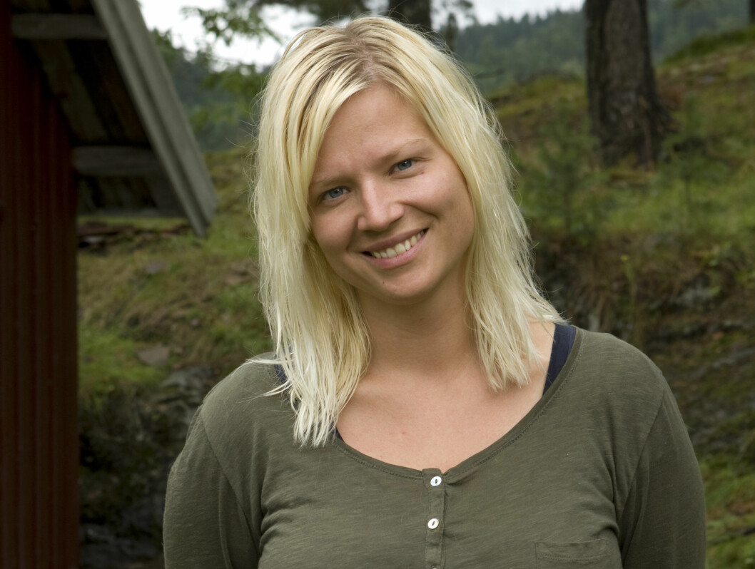 <strong>SKAL STÅ PÅ:</strong> Marianne Wåhlberg ønsker, i liket med 13 andre, å gå helt til topps i «Farmen».  Foto: TV 2