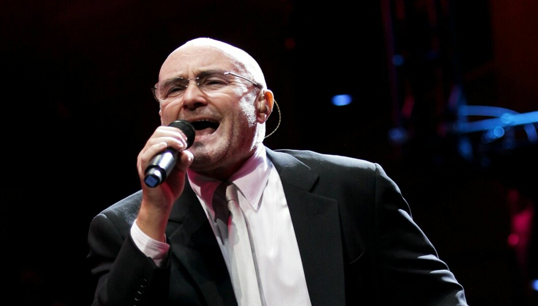 ELSKET OG HATET: Phil Collins har har stor suksess som musiker, men har likevel enkelte ganger måttet tåle hard kritikk. Foto: All Over Press