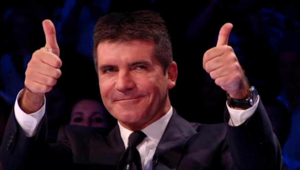 STYRTRIK: Simon Cowell har blitt en av underholdningsverdenens mektigste menn etter å ha skapt TV-suksesser som «X Factor» og «Britain's got talent». Foto: STELLA PICTURES
