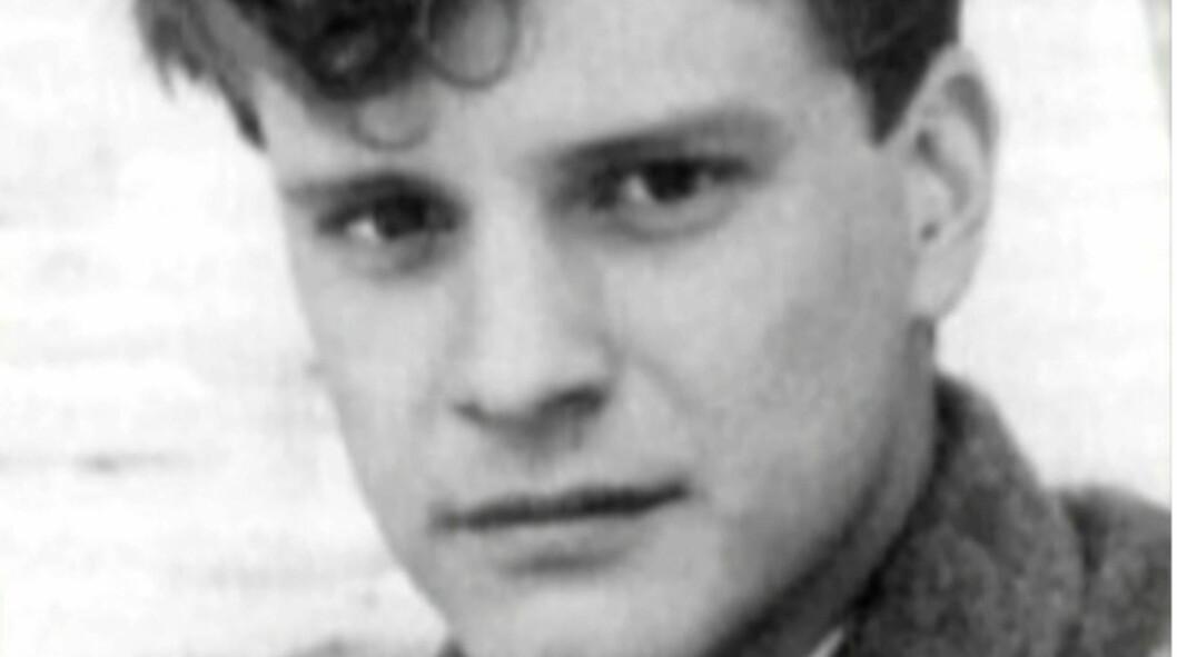 <strong>ALVORLIG:</strong> Oscar-vinner Colin Firth var en svært kjekk, men tilsynelatende alvorlig ung mann... Her avbildet en god stund før han ble Hollywood-stjerne. Foto: Stella Pictures