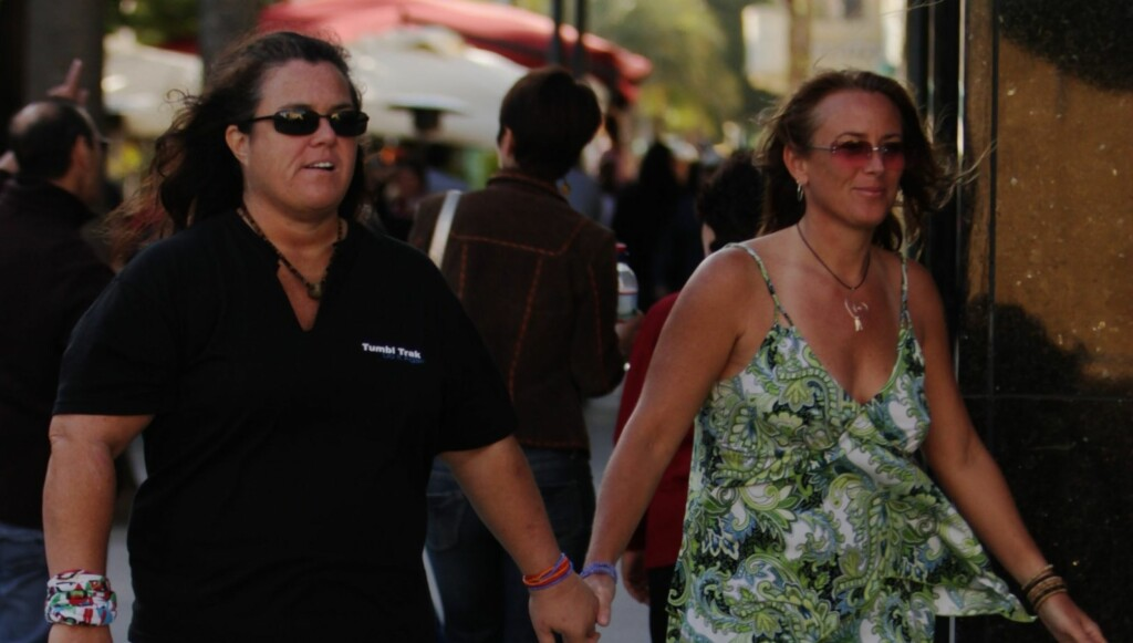 ETT ÅR: Nyheten om at paret hadde blitt sammen kom ut i januar 2010. Foto: All Over Press