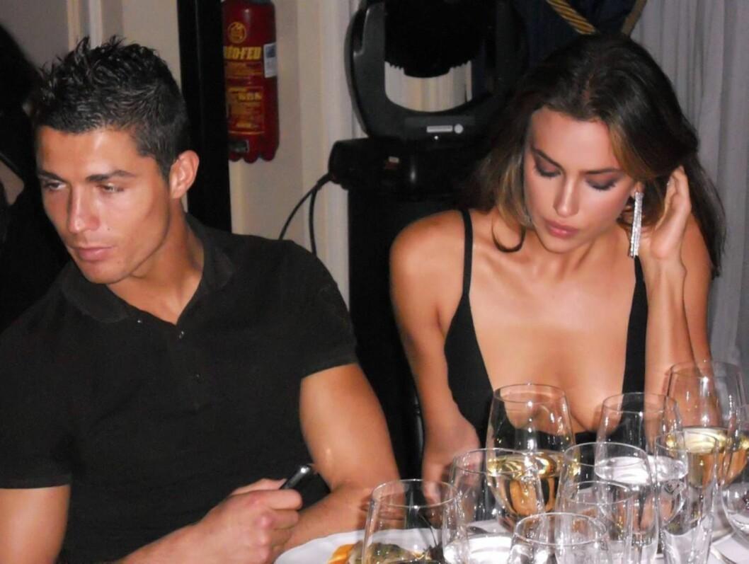 FORLOVET SEG: - Vi er veldig glade på deres vegne, sier en familievenn om de påståtte bryllupsplanene for Ronaldo og Irina Shayk. Foto: Stella Pictures