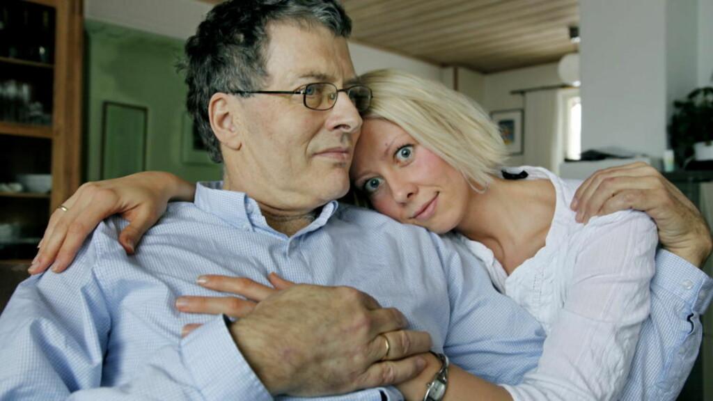 IMPONERENDE: Gunn Hild Lem skriver imponerende reflektert, velformulert og ærlig om sin mann, Steinar Lems sykdom og død.   Foto: Jacques Hvistendahl/Dagbladet