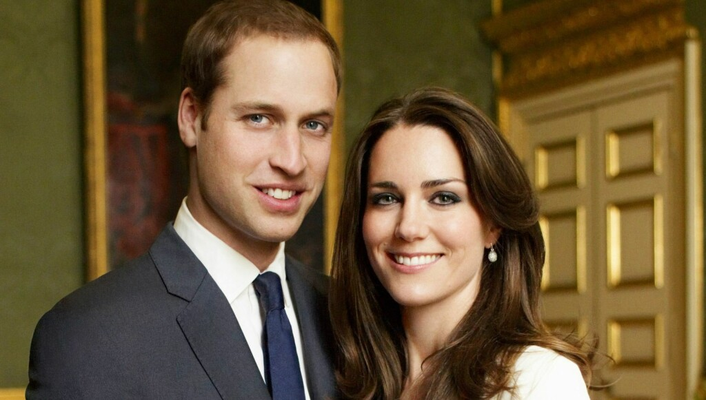 VELGER FAMILIE: Prins William og Katie Middleton har begge bedt sine søsken om å være forlovere i deres kommende bryllup. Foto: All Over Press