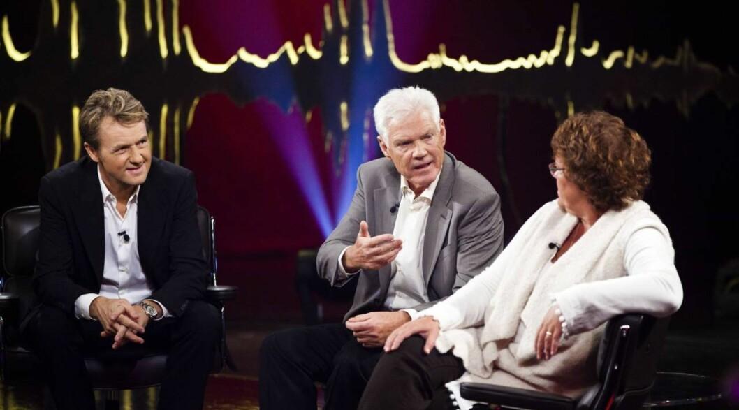 <strong>NORSK-SVENSK SUKSESS:</strong> Talkshowverten kan i dag velge og vrake i kjendiser til programmet «Skavlan». Foto: STELLA PICTURES