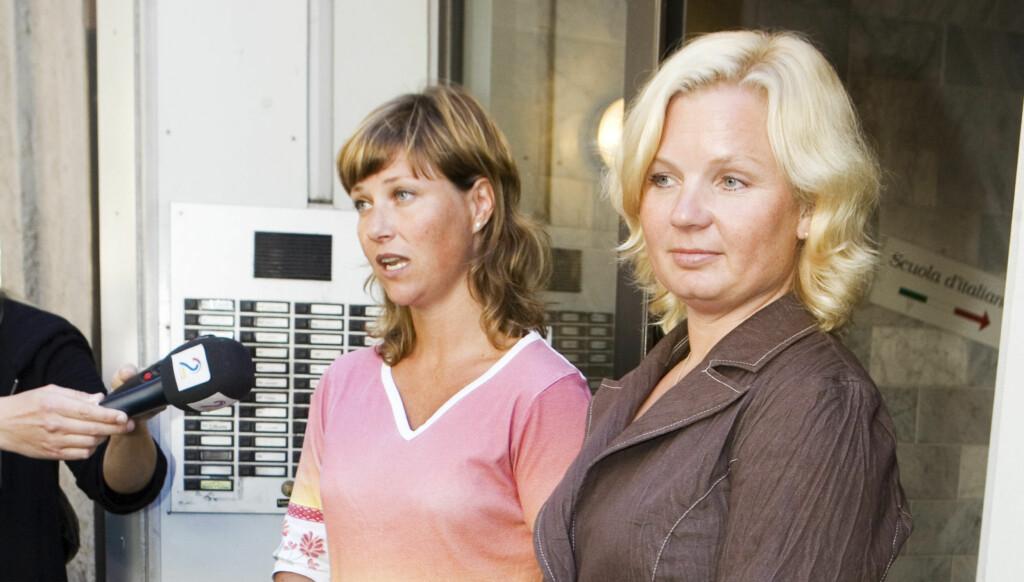 ENGLESKOLE-GRÜNDERNE: Elisabeth Sandøy og prinsesse Märha Louise har ifølge Dagbladet latt seg intervjue av magasinet Medium som kommer ut torsdag. Foto: SCANPIX