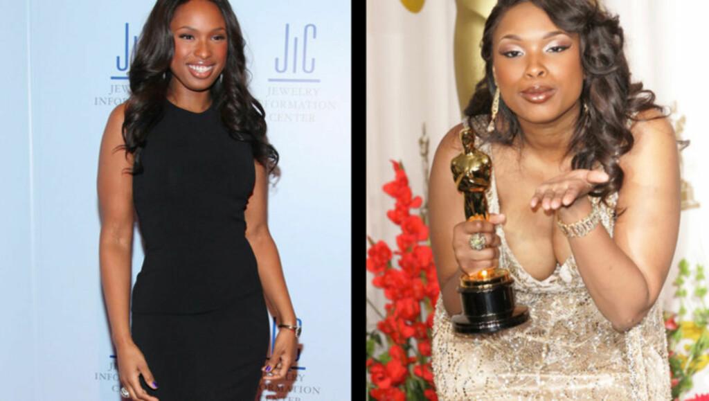 STOR FORSKJELL: Bildet til venstre er tatt i år, mens bildet til høyre ble tatt i 2007. Foto: Stella Pictures