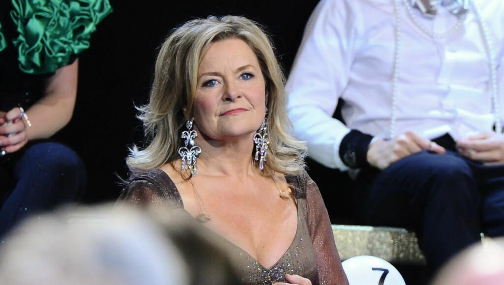 SKUFFENDE EXIT: - Jeg feirer mitt 30-årsjubileum som artist med å ryke ut, så jeg tror ikke det, sier Elisabeth Andreassen til Aftonbladet på spørsmål om hun vil delta på nytt.  Foto: SCANPIX