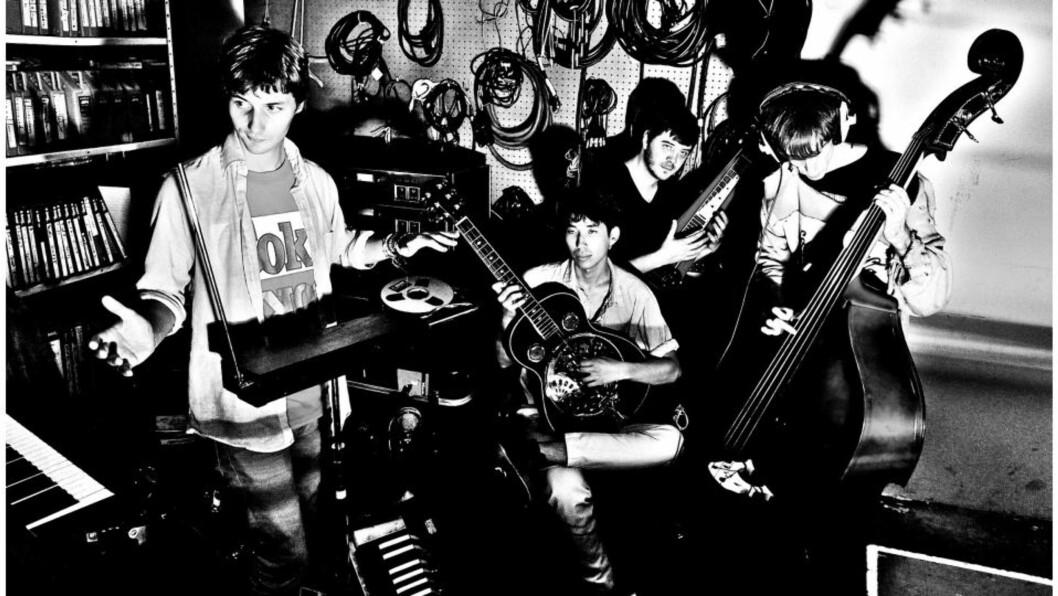 Deerhunter er jaktsesongens beste musikalske fangst
