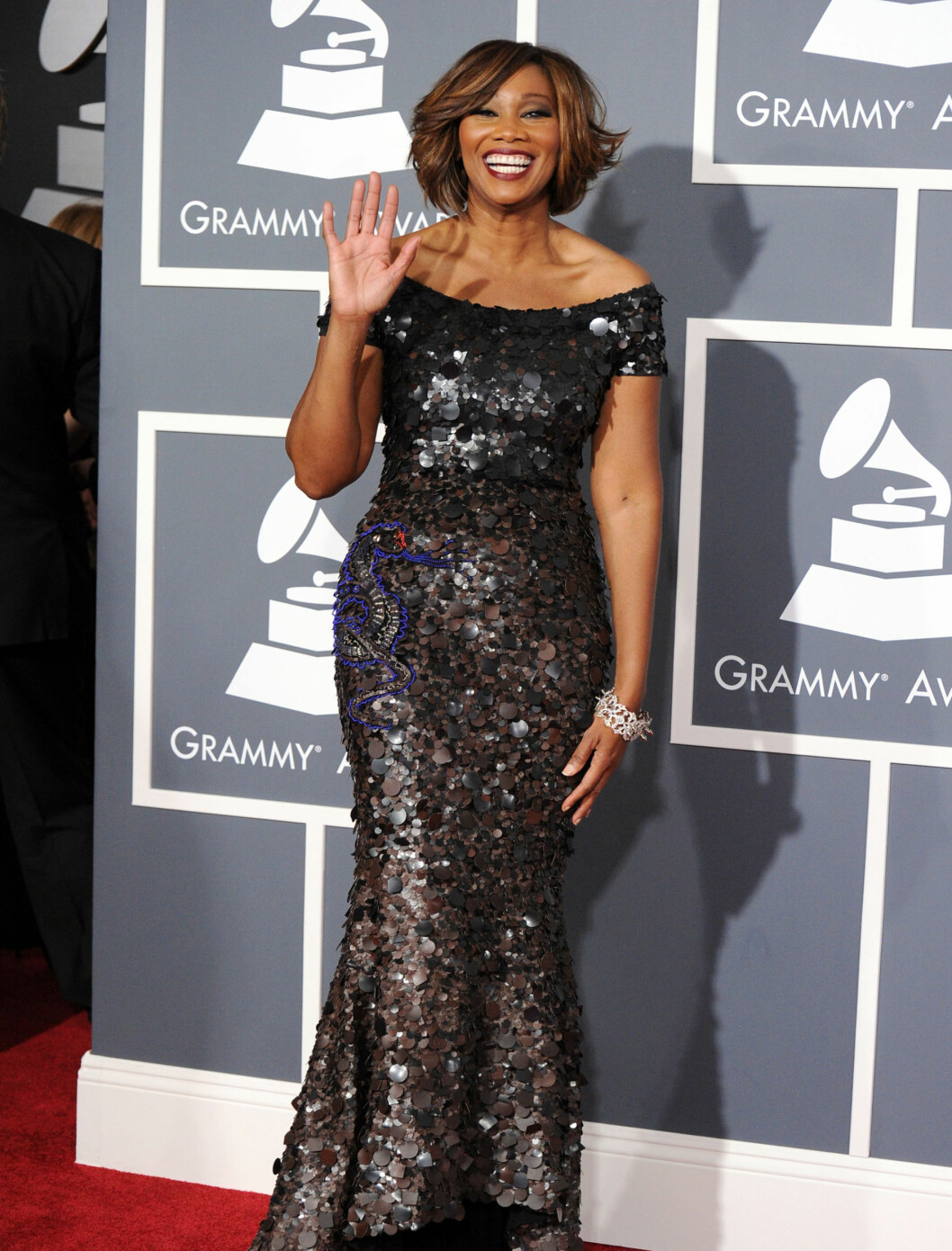 <strong>LOS ANGELES, CA - FEBRUARY 13:</strong>  Yolanda Adams arrives at The 53rd Annual GRAMMY Awards held at Staples Center on February 13, 2011 in Los Angeles, California.  (Photo by Steve Granitz/WireImage) Foto: All Over Press
