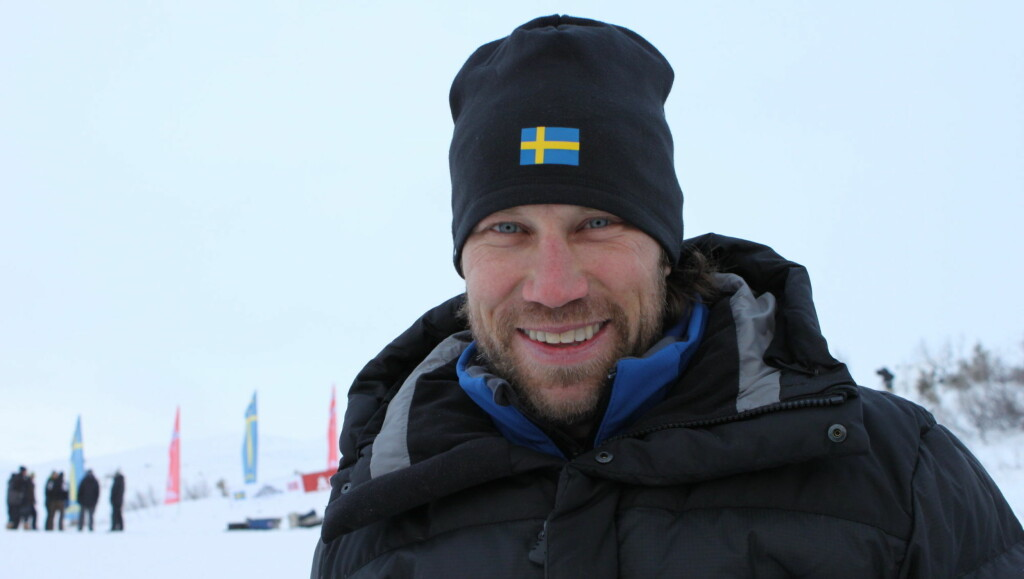 TV-KLAR: Den svenske hockeystjernen Peter Forsberg er en av deltagerne i TV3-programmet «Landskampen». Foto: Anders Myhren/Seher.no