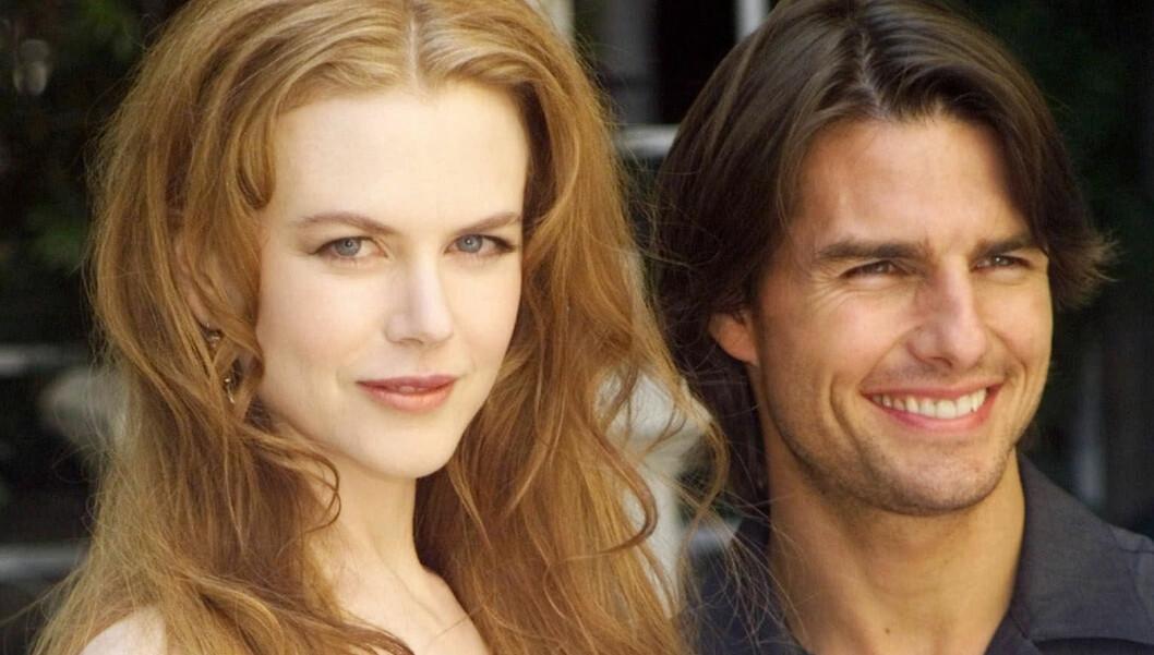 <strong>LYKKEN TOK SLUTT:</strong> I 2001 kunne Kidman og Cruise konstatere at det 11 år lange ekteskapet deres var over. Foto: AP