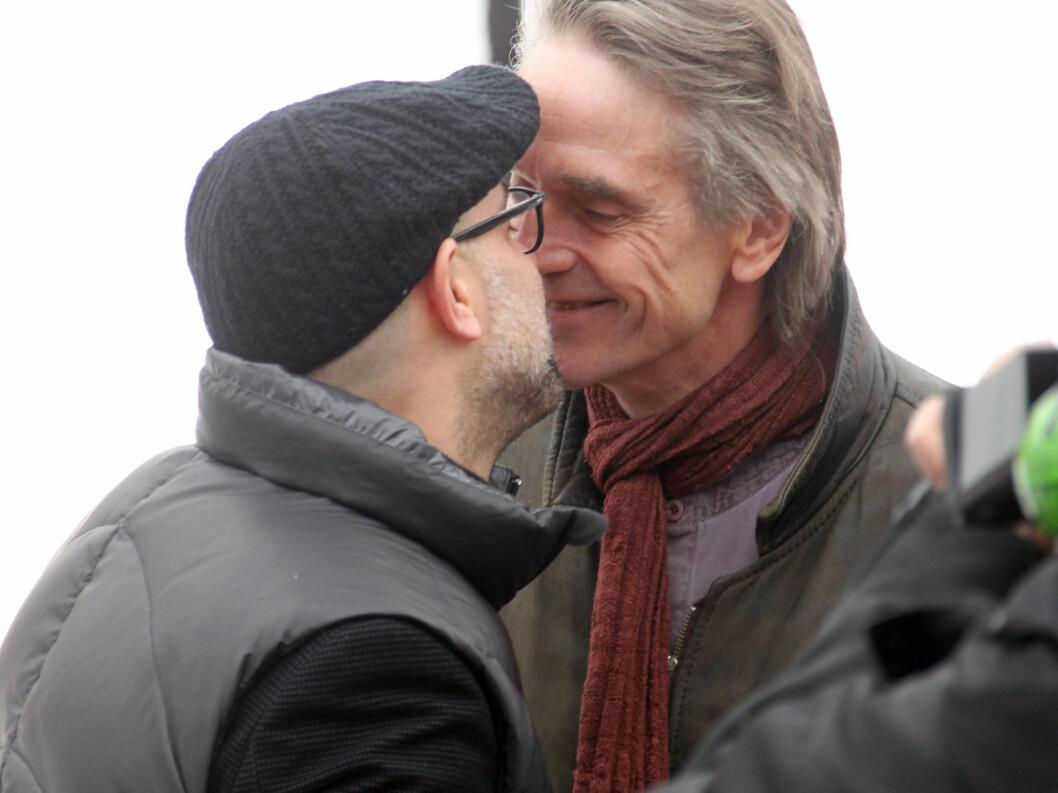 <strong>UTFORSKENDE?:</strong> Tidligere har Jeremy Irons sagt at han kan forstå homofil kjærlighet. Foto: Stella Pictures