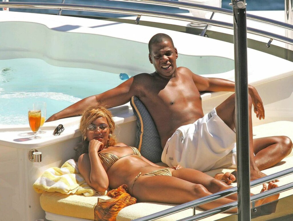 VAR JOMFRU: Beyonce påstår hun var jomfru da hun møtte ektemannen Jay-Z. Ikke rart han valgt å «Put a ring on it»... Foto: Stella Pictures