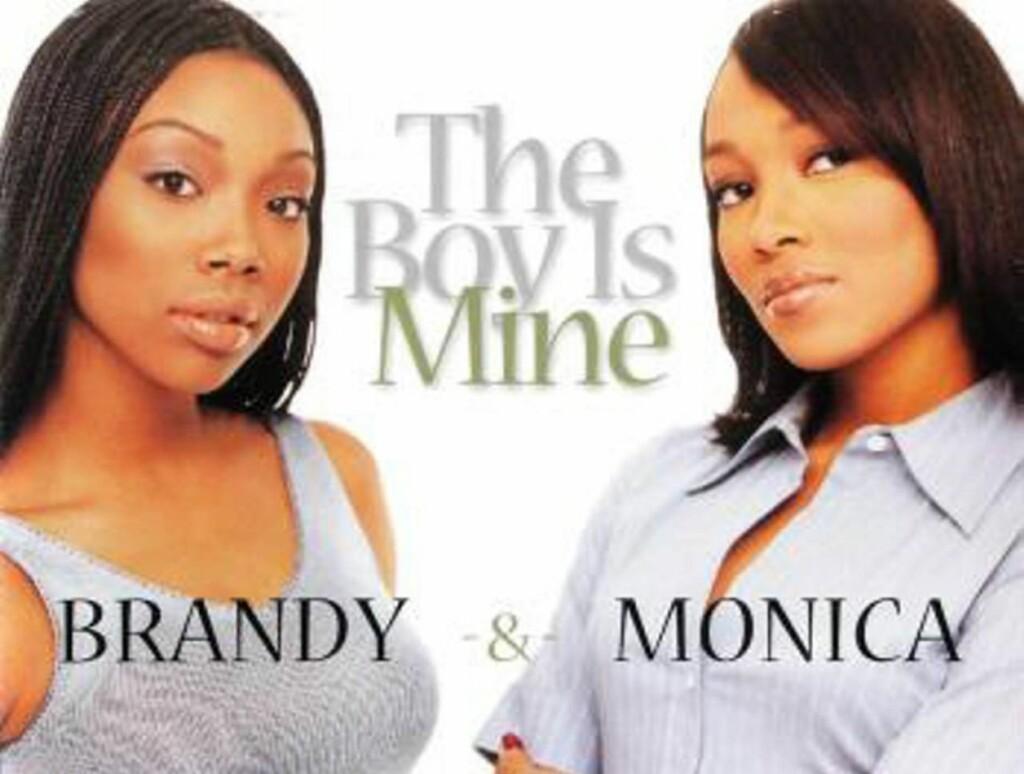 GJORDE SUKSESS: Som en del av jenteduoen «Brandy & Monica» opplevde Monica Arnold på slutten av 90-tallet stor suksess med blant annet låten «The Boy is Mine»