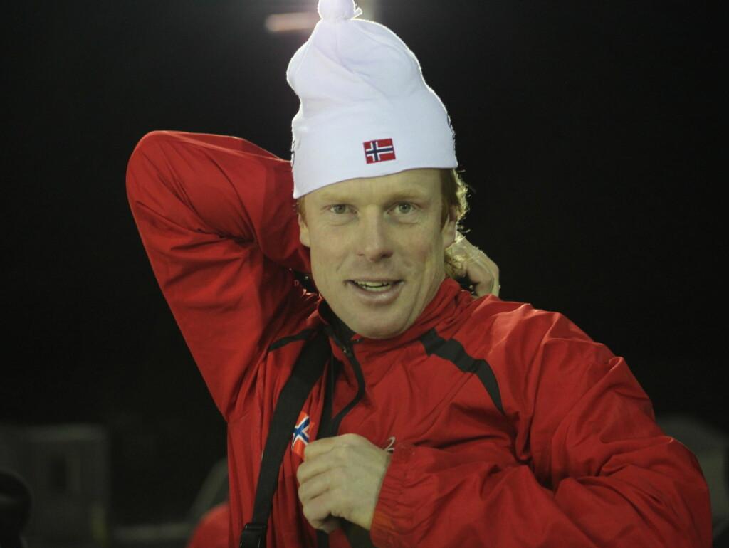 BESTEMMER SELV: Bjørn Dæhlie har hele tiden latt sønnene bestemme selv når det kommer til idrett. Foto: Anders Myhren/Seher.no