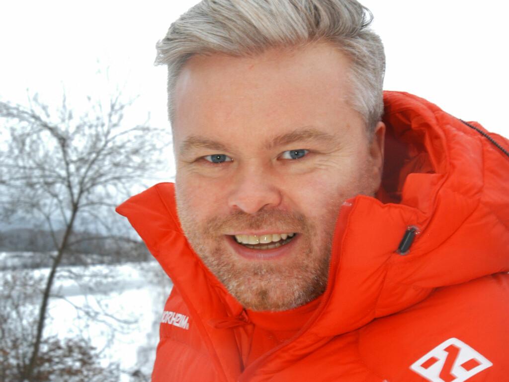 SKADET SEG: Rein Alexander skadet seg i Camp Senkveld. Foto: TV 2