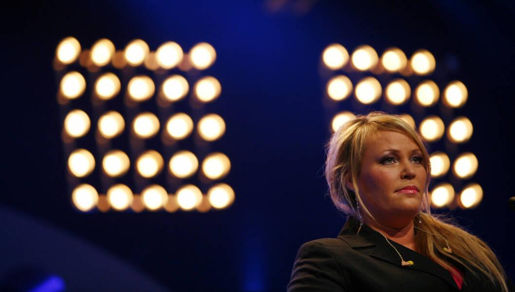 DÅRLIGE MINNER: Åste Hunnes Sem har ikke bare gode opplevelser fra  deltagelsen i Idol på TV 2 i 2007. Foto: SCANPIX