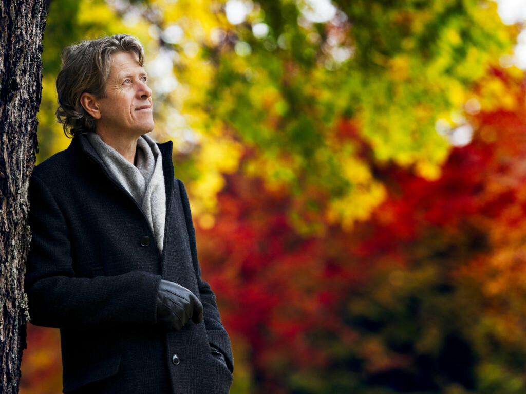 DØDE: Knut Olsen ble bare 57 år gammel.  Dette bildet av ham er tatt høsten 2010.  Foto: Daniel Tengs/NRK/Scanpix