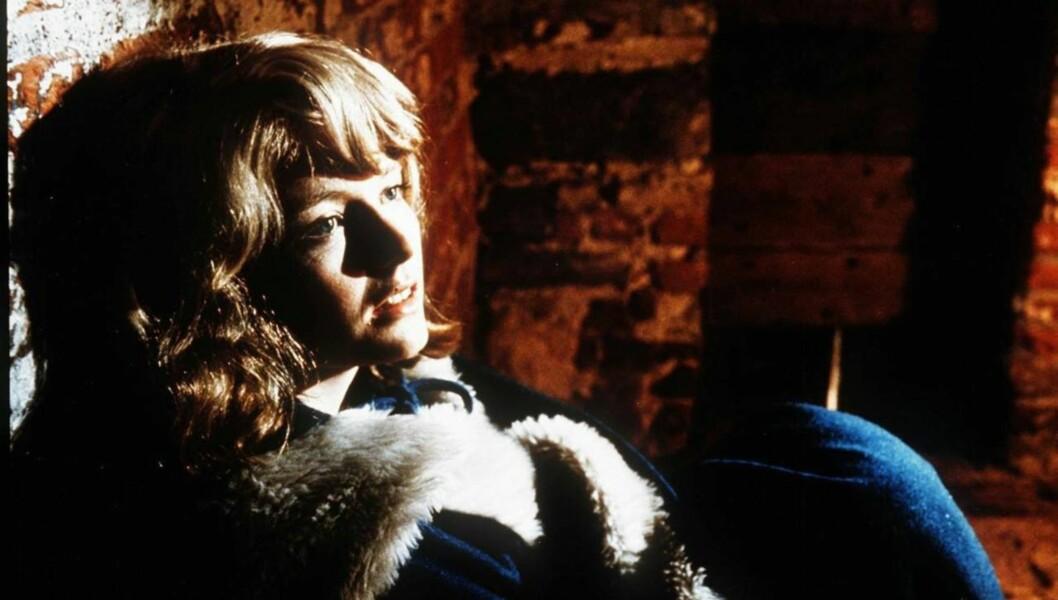 GODE MINNER: Hanne Krogh har mange gode minner fra innspillingen av «Reisen til Julestjernen». Her i rollen som Sonja i filmen fra 1976. Foto: NRK