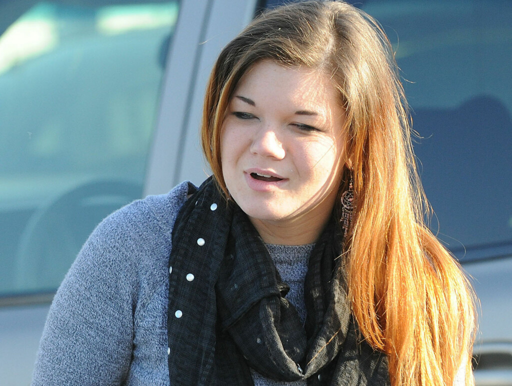 GRAVID IGJEN: Amber Portwood er bare 20 år gammel, men skal nå bli mamma for andre gang. Foto: All Over Press