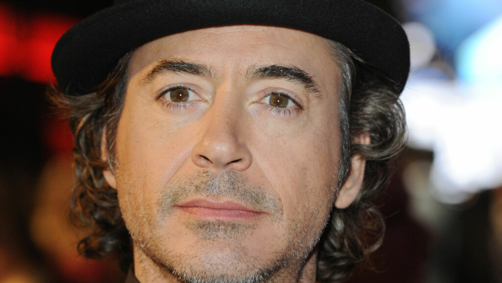 American actor Robert Downey Jr. attends the premiere of Due Date at Empire, Leicester Square in London on November 3, 2010.     UPI/Rune Hellestad  Photo: /UPI Code: 4056/LON20101103104 COPYRIGHT STELLA PICTURES Foto: UPI