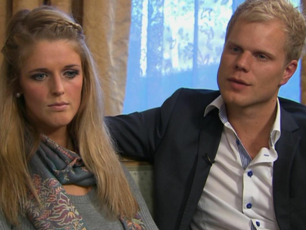 HETE FØLELSER: - Jeg har veldig varme følelser for Christian Fredrik, han er mer enn en venn for meg, erkjenner Jeanett Vasskog til Seher.no. Foto: TV 2