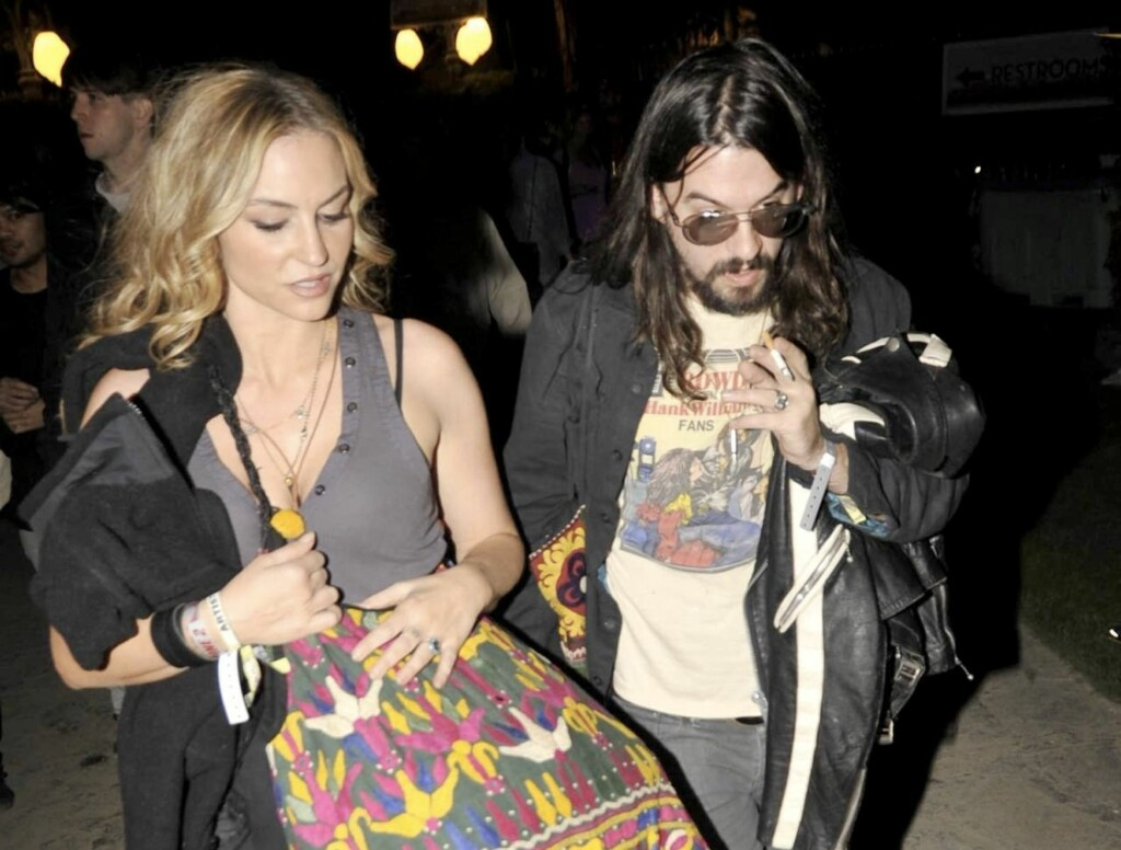 VENTER BARN IGJEN: Drea de Matteo venter nå sitt andre barn med forloveden, Shooter Jennings.  Foto: All Over Press