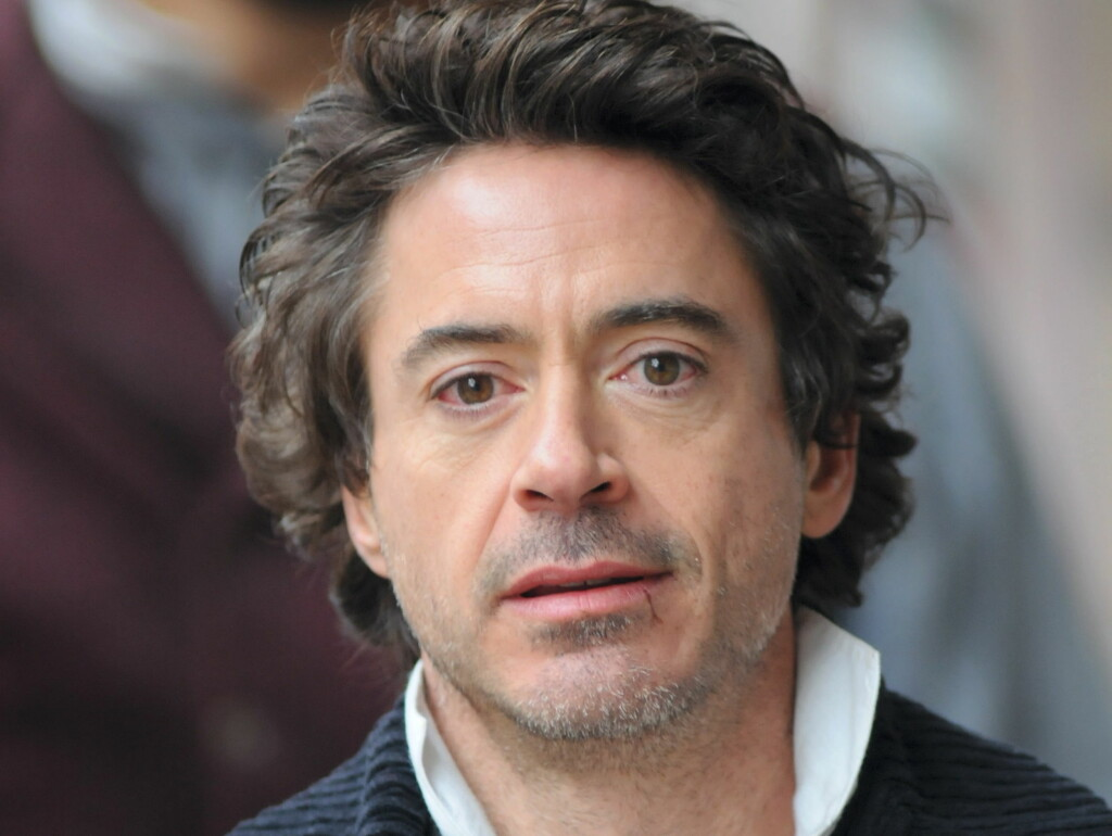 SKADET: Det gikk galt da Robert Downey Jr. og Jude Law skulle spille inn en scene til Sherlock Holmes 2. Foto: All Over Press