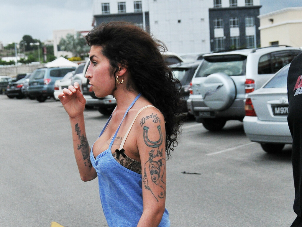 MANGE KRAV: Amy Winehouse stiller mange krav foran sin kommende turné. De fleste av dem dreier seg om alkohol. Foto: All Over Press