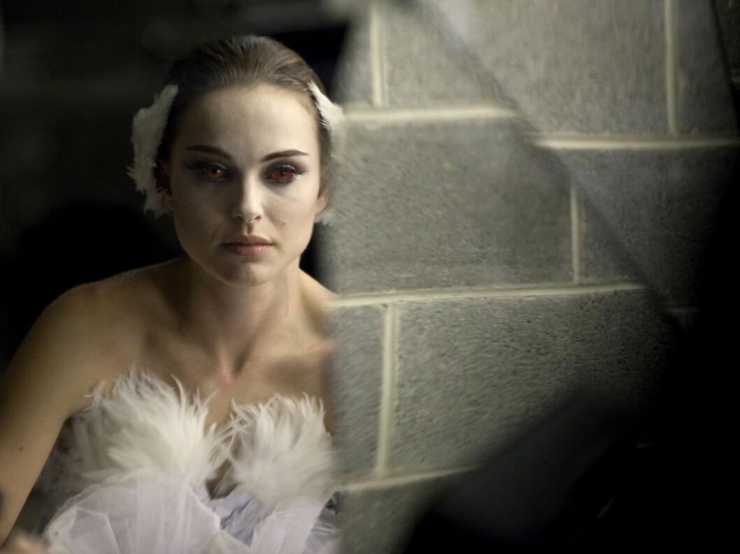 <strong>NED TI KILO:</strong> Portman gikk ned ti kilo før innspillingen av Black Swan. Foto: Stella Pictures