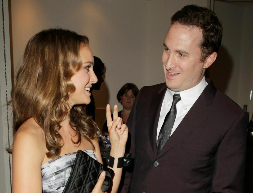 SKREKKSLAGEN: Regissør Darren Aronofsky ble skrekkslagen da han så hvor mye Natalie Portman hadde tatt av seg. Han bønnfalt henne om å spise mer. Foto: All Over Press