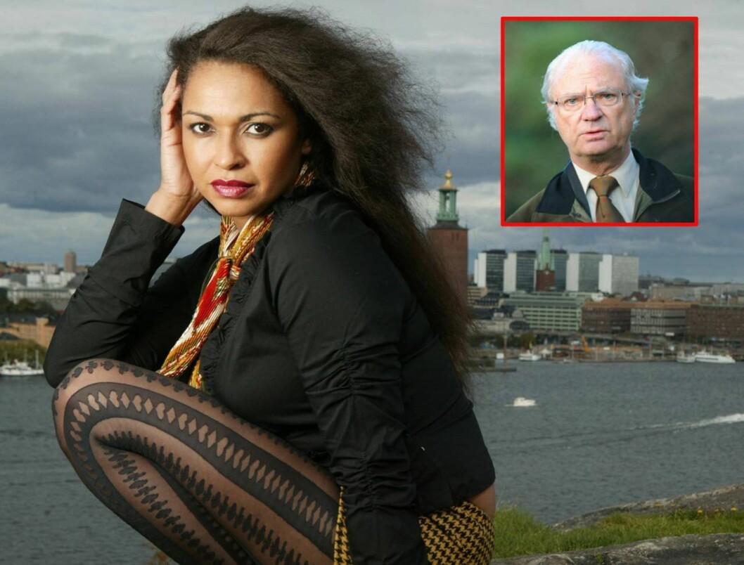 SKAMMER SEG: Camilla Henemark er ikke stolt over å ha innledet er forhold med kong Carl Gustaf. Foto: Stella Pictures/Scanpix