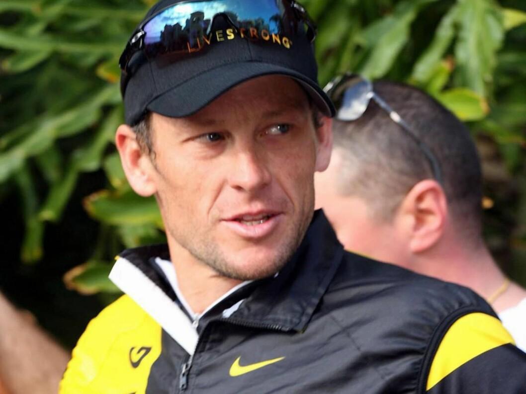 NUMMER FEM: Lance Armstrong har blitt pappa nok en gang. Foto: Stella Pictures