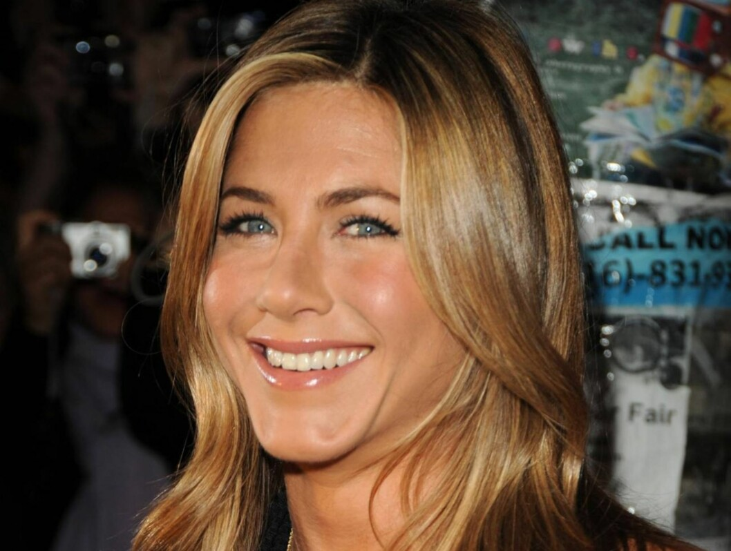 <strong>ETTERTRAKTET:</strong> Jennifer Aniston stakk av med seieren i en ny singel-kåring. Foto: All Over Press