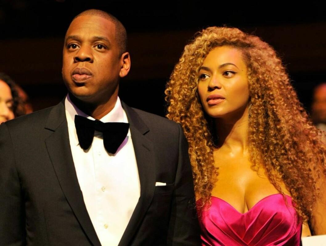 VENTER BARN: Flere kilder hevder til bladet US Weekly at Beyonce Knowles og Jay-Z venter barn. Foto: All Over Press