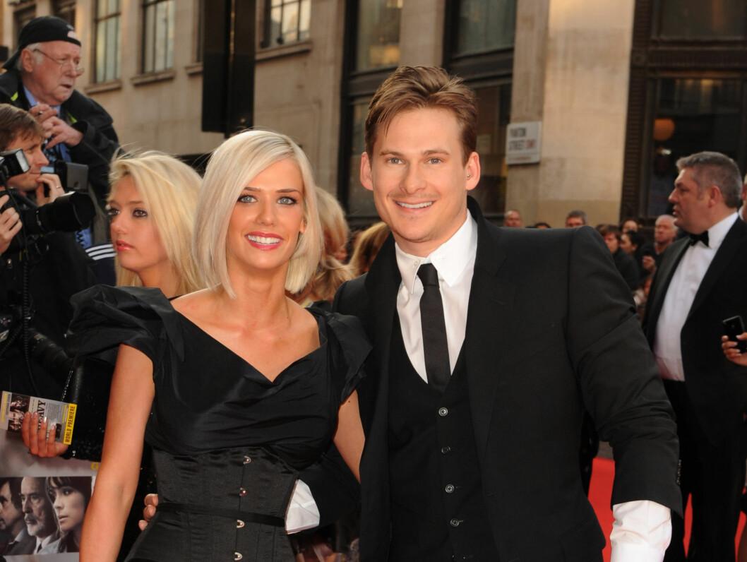 OVERFALT: Lee Ryan skal ha slått sin forlovede, Samantha Miller i ansiktet under en biltur i London. Foto: Stella Pictures