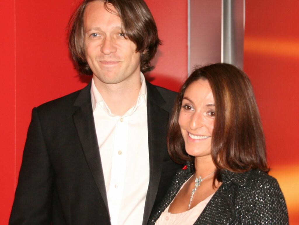 GRAVID: Lisa Tønne og ektemannen Kyrre Holm Johannessen venter sitt andre barn sammen. Dette bildet er tatt sist gang Lisa var gravid.   Foto: Anne Victoria Frogner