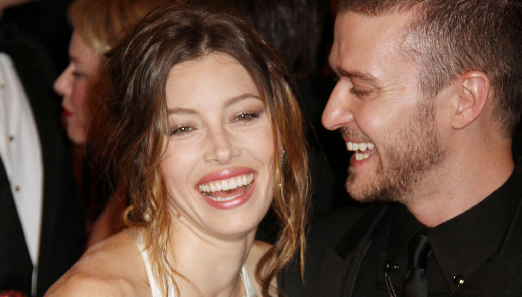 NEW YORK 2010-05-03. Actress JESSICA BIEL and singer JUSTIN TIMBERLAKE at the Metropolitans Museum of Art Costume Institute Gala Benefit for the opening of the new exhibit American Woman: Fashioning A National Identity. Photo: Nancy Kaszerman/Zuma Press C Foto: Stella Pictures
