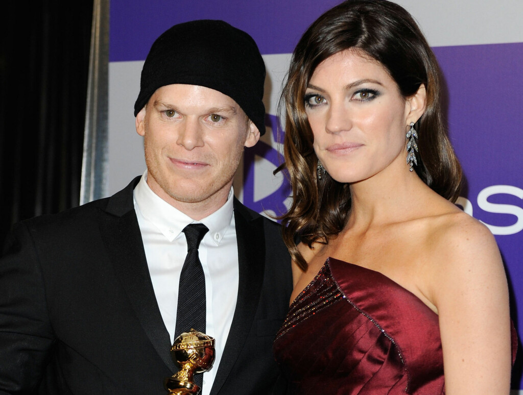 KREFTFRI: Michael C. Hall er helt kreftfri ifølge hans kone, Jennifer Carpenter. Foto: All Over Press