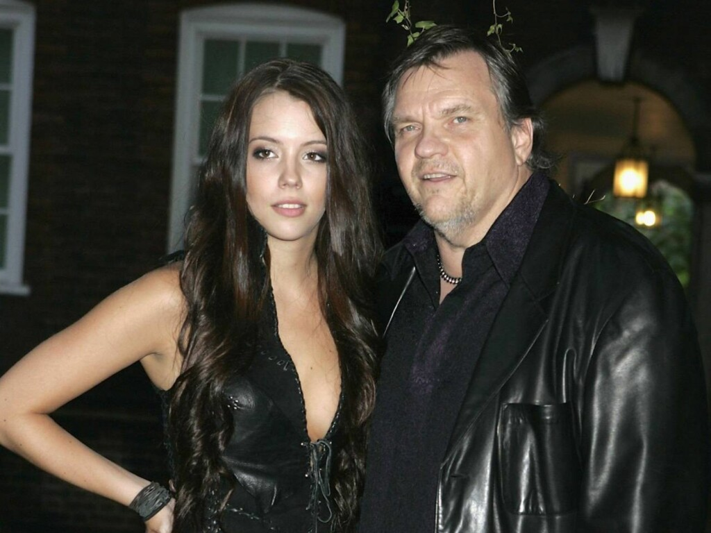 "FLOTT DUETT: I 2006 samarbeidet Marion Ravn og Meat Loaf med duetten ""It's All Coming Back To Me Now"". Foto: All Over Press"
