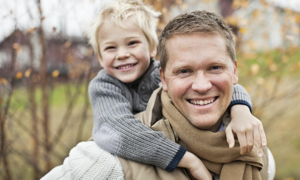 SKILSMISSE: Bør foreldrene flytte inn og ut av hjemmet, mens barna blir? Foto: Maskot / NTB Scanpix