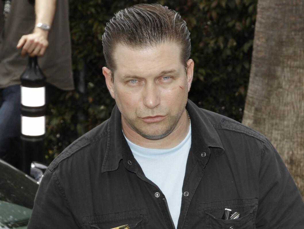 FEIRER: Den 21. januar har Stephen Baldwin vært edru i 21 år. Foto: Fame Flynet